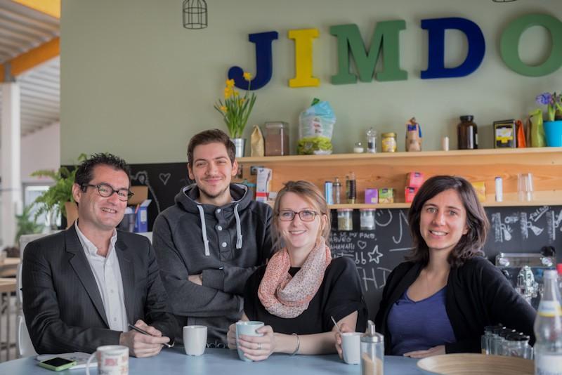 Rencontre Jimdo & IPSO-FACTO à Hambourg
